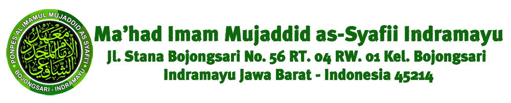 Ma'had Imam Mujaddid as-Syafii Indramayu